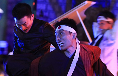 "Andy Lau Becomes a National Hero in ""Switch"" and Fights the Japanese thumbnail"