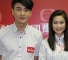 "Bosco Wong and Eliza Sam at ""Mr. & Mrs. Bean"" Costume Fitting thumbnail"
